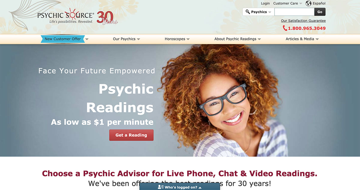 psychic source website